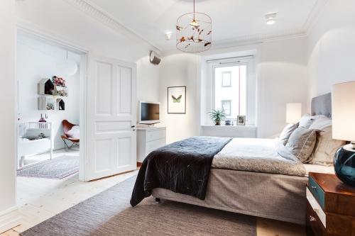 Un espacioso apartamento en Göteborg (14)