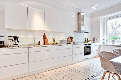 Un espacioso apartamento en Göteborg (6)