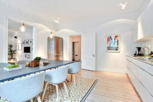 Un espacioso apartamento en Göteborg (8)