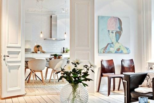 Un espacioso apartamento en Göteborg (9)