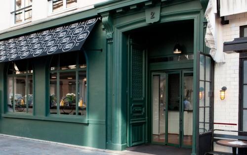 Hotel Emile París (1)