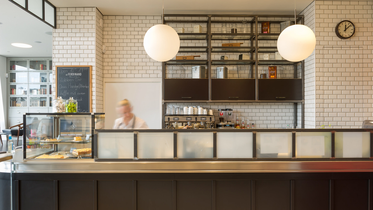 Braun el tornillo que te falta - Diseno cafeterias modernas ...