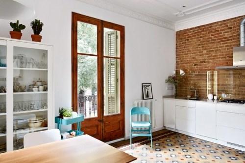 Casas pintadas interior con molduras imagui Casas pintadas interior