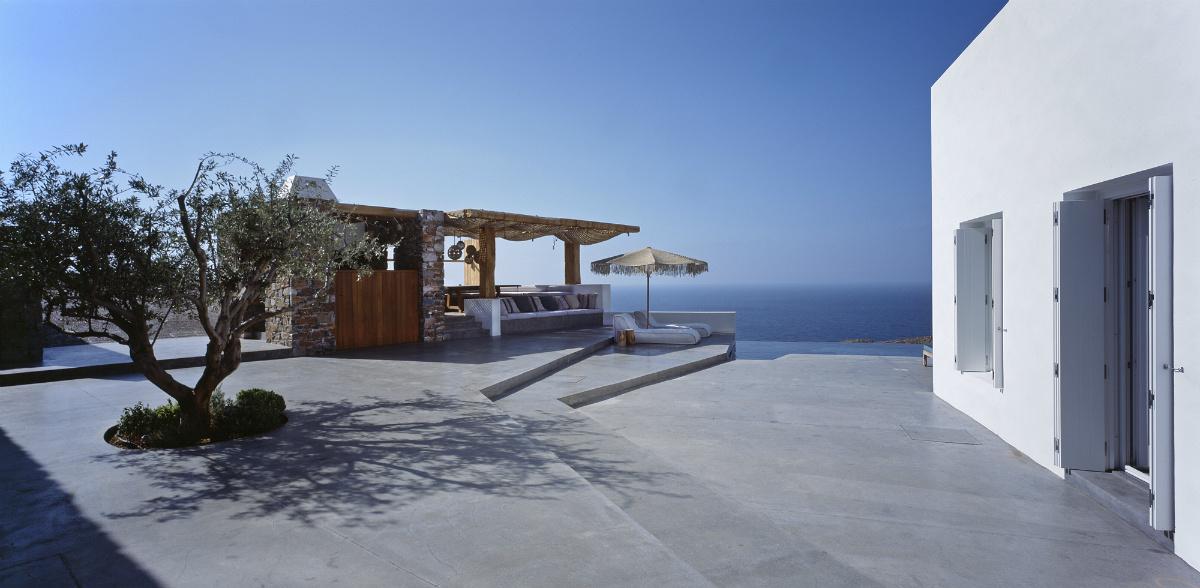 Una casa de vacaciones en las islas griegas el tornillo for Casas en islas griegas