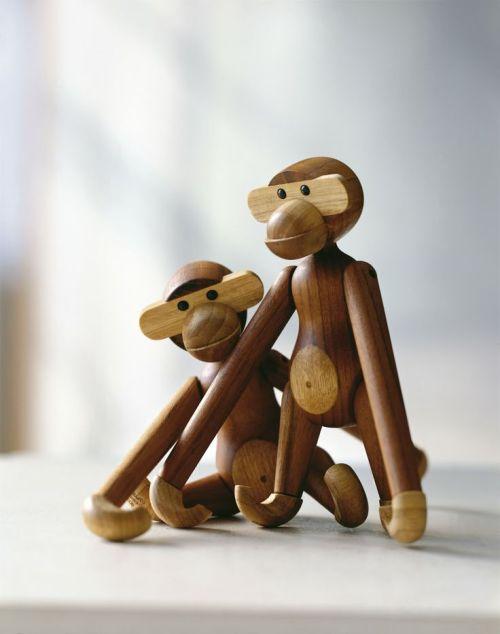 Kay Bojesen Monkey 1