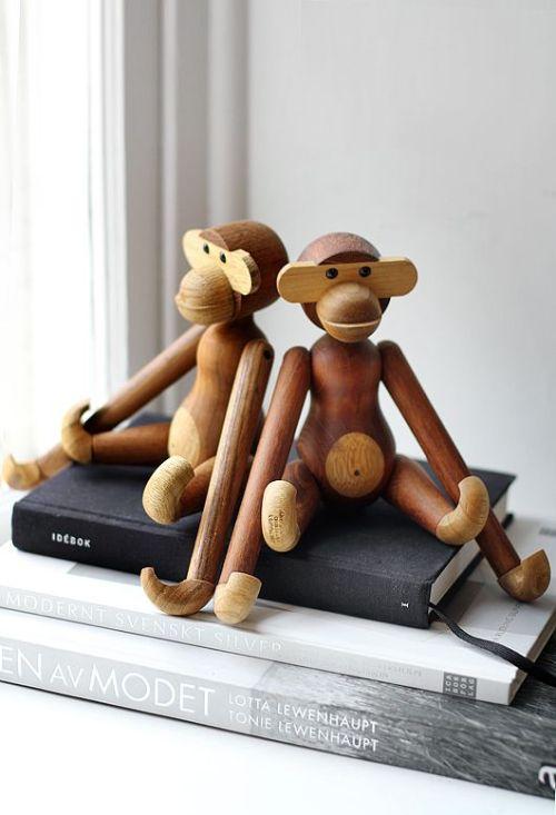 Kay Bojesen Monkey 2