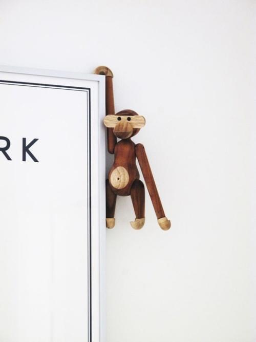 Kay Bojesen Monkey 3