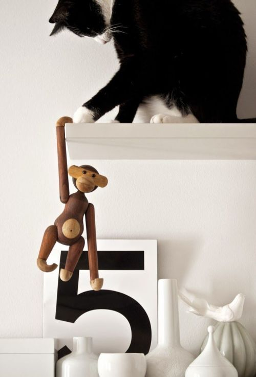 Kay Bojesen Monkey 8