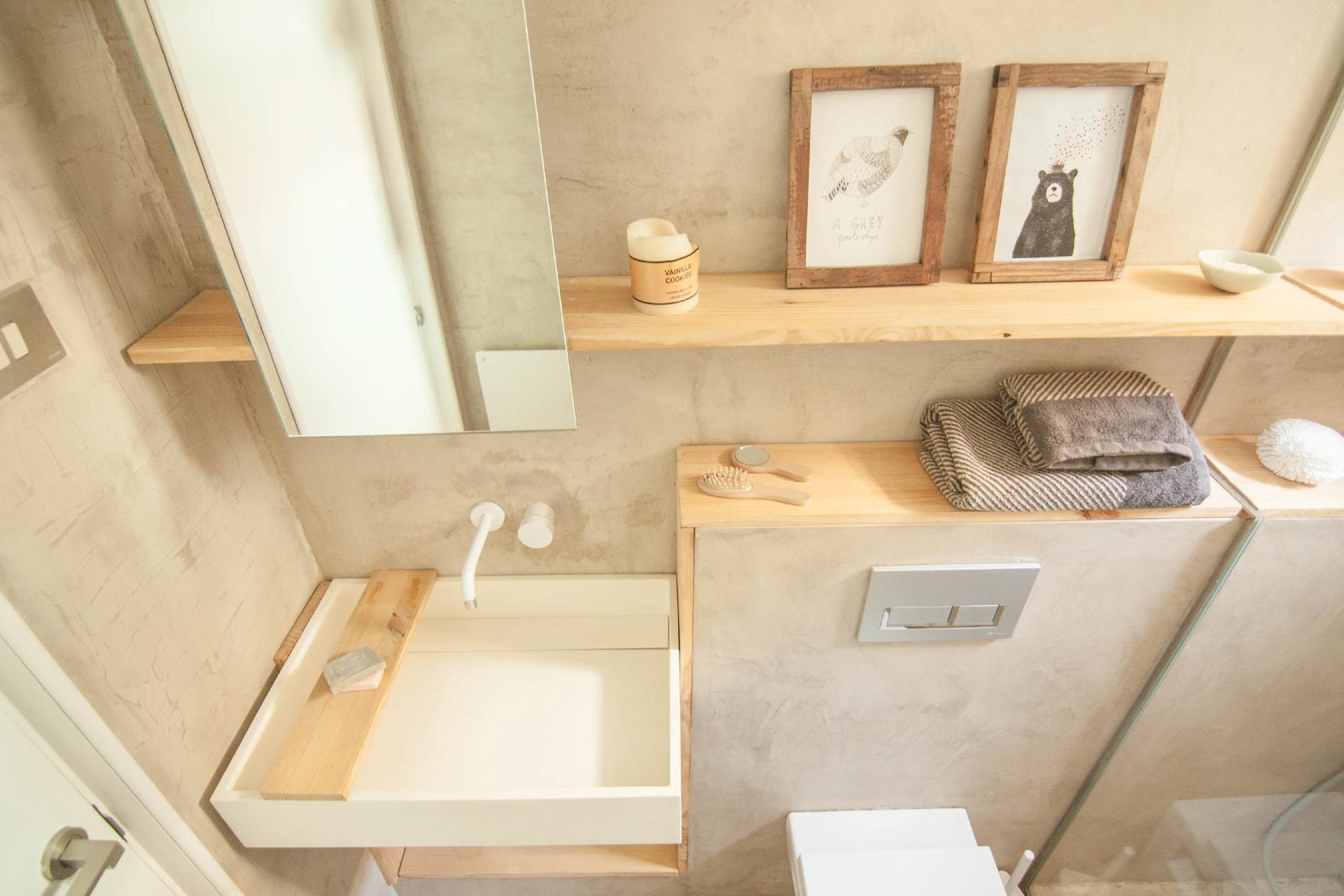 Pisos De Goma Para Baño:Imágenes © Neus Casanova  Vía: AD Architectural Digest