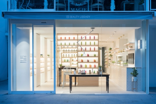 Beauty Library by Nendo - TAKUMI OTA (14)