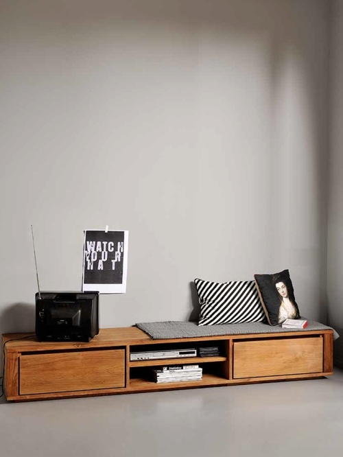 Ethnicraft mobiliario contempor neo con firma belga el for Mobiliario contemporaneo