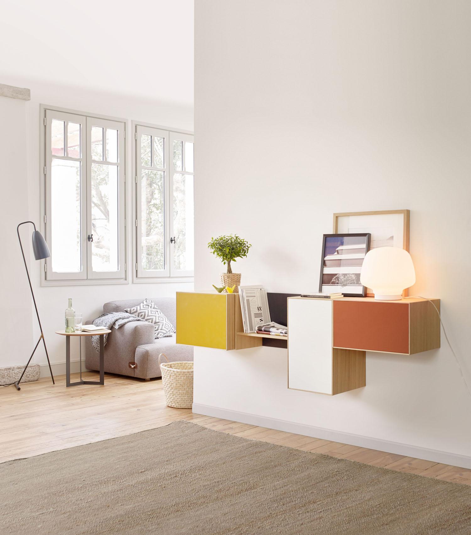 Treku mobiliario contempor neo con firma vasca el for Mobiliario contemporaneo